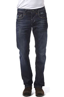 G STAR Attacc regular-fit straight jeans