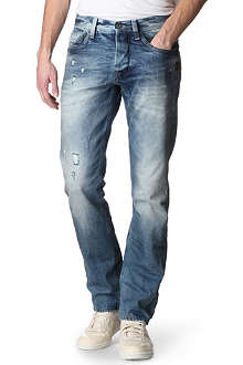 G STAR Attacc Visor loose-fit straight jeans