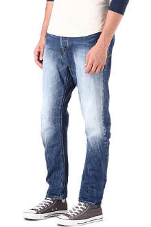 G STAR Type C 3D loose-fit tapered jeans