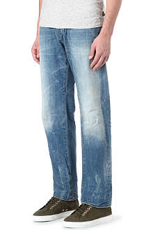 G STAR Raw Denim straight loose-fit jeans