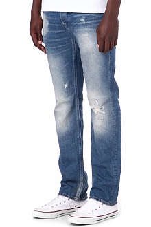 G STAR Attacc skinny-fit straight jeans