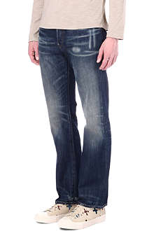 G STAR Yield loose-fit straight jeans