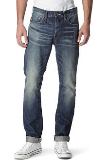G STAR Yield slim-fit straight jeans