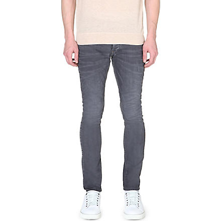 G STAR Defend super slim-fit tapered jeans (Night