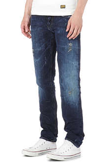 G STAR 3301 regular-fit tapered jeans