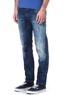 G STAR 3301 low-rise tapered jeans