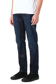 G STAR 3301 slim-fit tapered Lexicon jeans