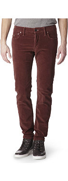 G STAR 3301 tapered corduroy trousers