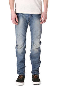 G STAR Twisted seam loose-fit straight jeans