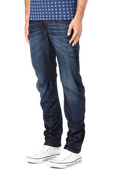 G STAR 3D Lexicon slim-fit straight jeans