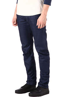 G STAR New Riley 3D slim-fit tapered jeans
