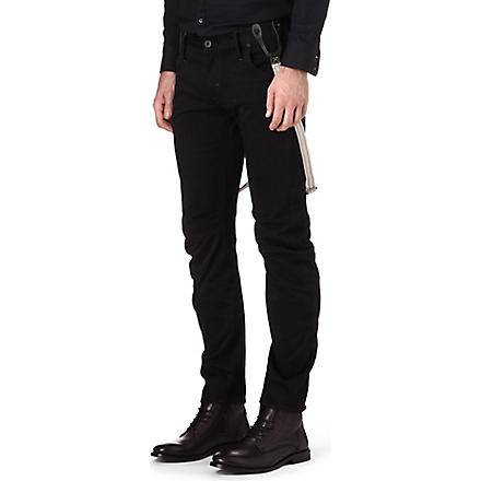G STAR Arc 3D slim-fit tapered jeans (Black