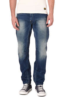 G STAR A-Crotch loose-fit tapered jeans