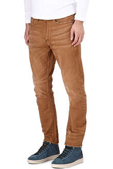 G STAR 3D slim-fit tapered jeans
