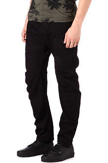 G STAR Alcatraz 3D loose-fit tapered raw jeans