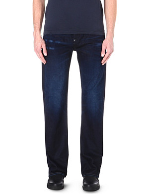 G STAR Arc loose-fit straight jeans