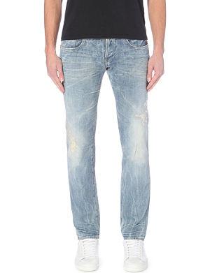 G STAR Radar slim-fit tapered jeans