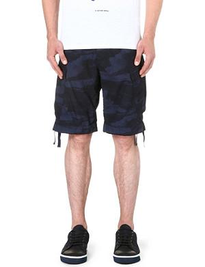 G STAR Wave Camo shorts