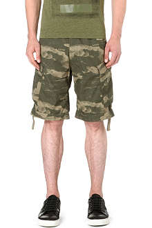 G STAR Wave Camo shorts