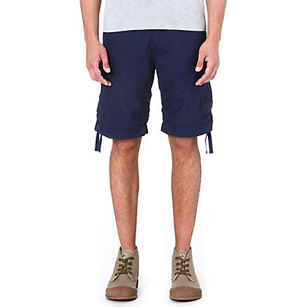 G STAR Rovic cargo shorts (Sulphur