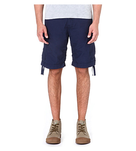 G STAR Rovic cargo shorts (Sulphur