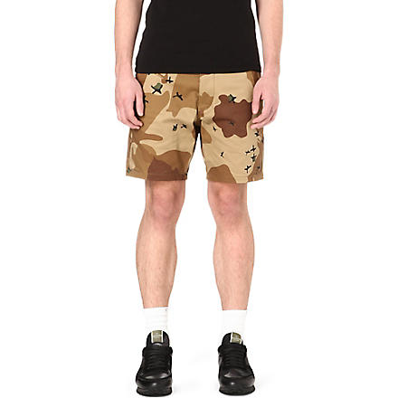 G STAR Camo chino shorts (Nomad