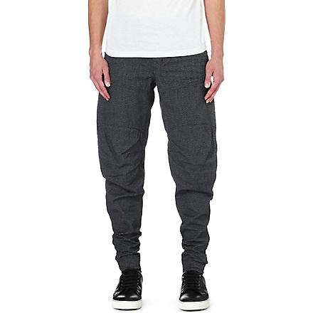 G STAR Kensetsu loose trousers (Black