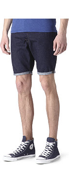 G STAR 3301 straight-leg denim shorts