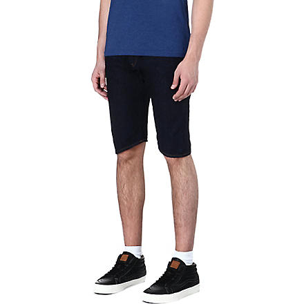 G STAR Arc 3D loose-fit tapered Bermuda shorts (Dip & dry