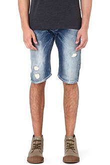 G STAR Kinly loose-fit denim shorts