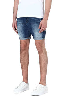 G STAR A-Crotch denim shorts