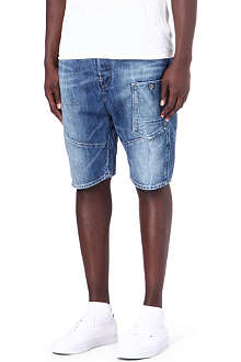 G STAR Alcatraz 3D loose-fit denim shorts