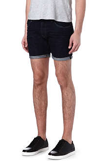G STAR Morris low-rise denim shorts