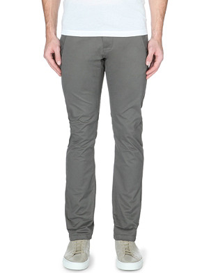 G STAR Bronson slim-fit stretch-cotton chinos