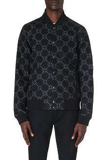 G STAR RAW for the Oceans Fallden octopus-print bomber jacket