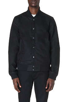 G STAR RAW for the Oceans Fallden bomber jacket