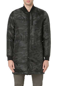 G STAR Camo fishtail parka
