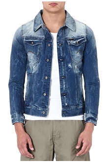 G STAR Arc 3D slim-fit denim jacket