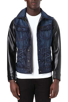 G STAR Slim tailored denim jacket