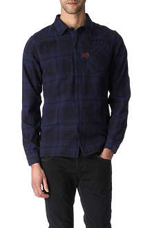G STAR Aero Takeoff checked shirt