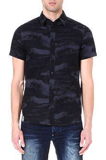 G STAR Wave camo shirt