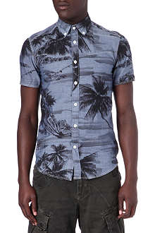 G STAR Swell palm shirt