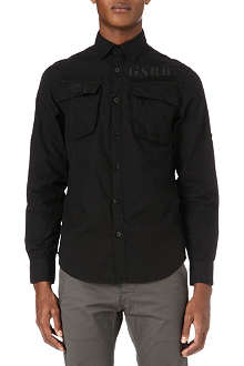 G STAR Duke cotton shirt