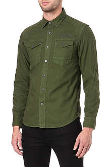 G STAR Arizona long-sleeved field shirt
