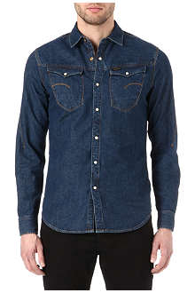 G STAR Arc 3D denim shirt
