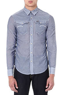 G STAR Breeze chambray shirt