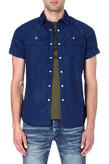 G STAR Medium-aged denim shirt