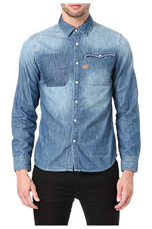 G STAR Hunter denim shirt
