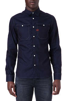 G STAR Hunter western denim shirt