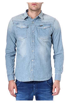 G STAR Tailor long-sleeved shirt